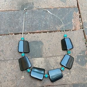 3/$15 Block necklace